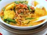Recipe Nyonya curry laksa