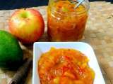 Recipe Kashmiri apple and raw mango chutney