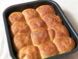 Recipe Homemade dinner rolls/ pav buns