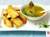 Recipe Indian onion soup