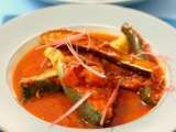 Recipe Ikan asam pedas (fish in sour spicy gravy)