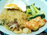 Recipe Seafood fried beehoon