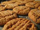 Recipe The best vegan & gluten free peanut butter cookie