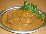 Recipe Chettinad fish curry