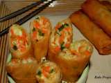Recipe Easy vegetable spring roll