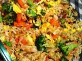 Recipe Quick fried rice