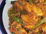 Recipe Chicken pepper fry!