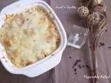 Recipe Baked vegetable pie