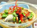 Recipe Thai style steamed fish