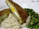 Recipe Egg & cheese stuffed chicken steak