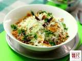 Ghee almond rice