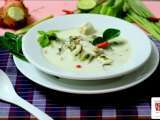 Recipe Tom yum goong (coconut milk fish tom yum soup)
