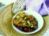 Recipe Bhuna kukda/ fried chicken