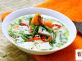 Recipe Serai sayur lodeh (coconut vegetable stew)