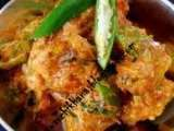 Recipe Chicken kadhahi