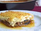 Recipe Moussaka: how to cook a delicious greek dish
