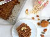 Recipe Peanut butter, chocolate oatmeal bars ( no bake)