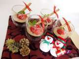Recipe Christmas coffee jelly in bailey's irish cream