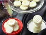 Recipe Vanilla cookies