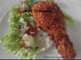 kfc style chicken (fried)