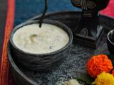 Recipe Narkel die Chaler Payes (Indian Rice pudding with Coconut)