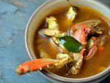 Recipe Chettinadu Nandu Rasam / Spicy Crab Legs Soup
