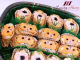 Recipe Rilakkuma inari age potluck bento fun party food