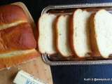 Recipe Japanese milk bread
