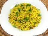 Recipe Lemon rice/chitranna