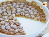 Recipe Mirabelle plums tart - video recipe !