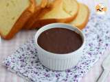Recipe Homemade nutella, hazelnut and chocolate spread - video recipe !