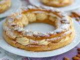 Recipe Paris brest, a divine french dessert - video recipe !