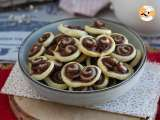 Recipe Easy flaky nutella hearts for valentine's day - video recipe!