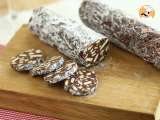 Recipe Chocolate salami - video recipe!