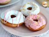 Frosted donuts - video recipe!
