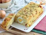 Recipe Easter terrine with mashed potatoes - video recipe!