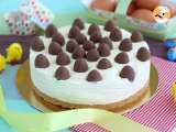Recipe Easter cheesecake - video recipe!