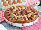 Recipe Plum brioche tart