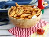 Recipe French fries