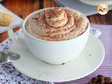 Recipe Frozen cappuccino