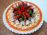 Recipe Mouth-watering sauvignon blanc seafood platter recipe with emerald crawfish