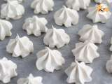 Recipe How to make meringue cookies ?