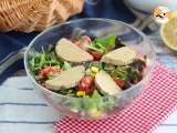 Recipe French landaise salad