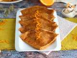 Recipe Suzette crepes, the traditionnal french recipe!