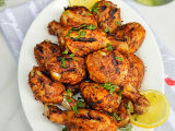 Recipe Morroccan spiced grilled drumsticks