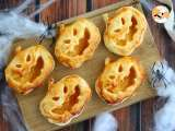 Recipe Flaky pumpkins