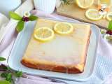 Recipe Glazed lemon brownies - Lemon bars