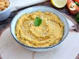 Recipe Carrot hummus