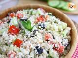 Recipe Cauliflower rice as tabbouleh
