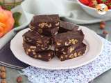 Recipe Fudge with nuts